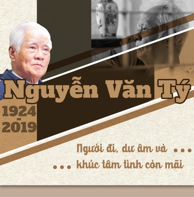 Nhạc sĩ Nguyễn Văn Tý và những dư âm để lại