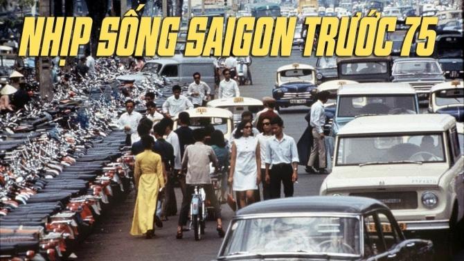 Những bài hát trước năm 1975 viết về thành đô Sài Gòn