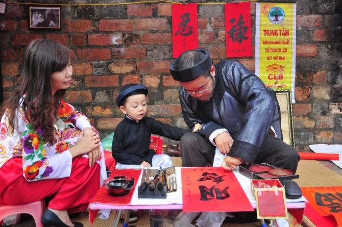 Phong tục cổ truyền và nét đẹp ngày Tết Việt Nam