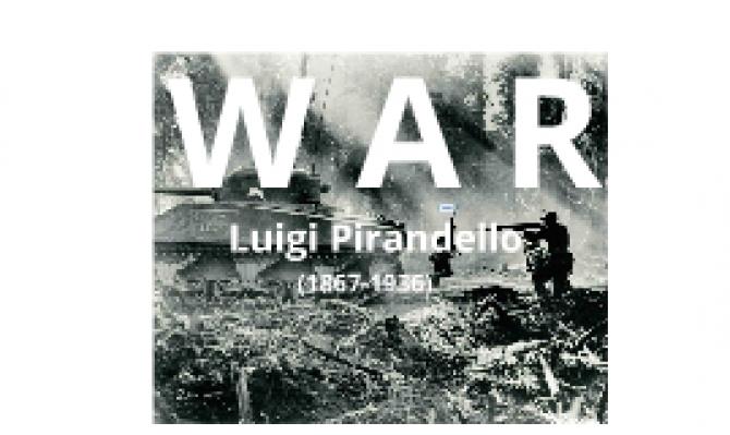 Truyện Ngắn: Chiến tranh