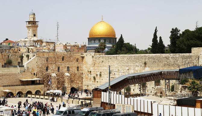 JERUSALEM - MIỀN ĐẤT THÁNH THUỘC VỀ AI?
