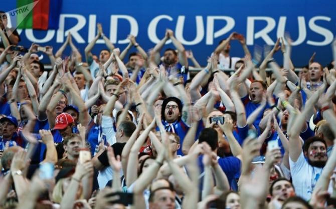 1001 cung bậc cảm xúc của fan bóng đá trong mùa World Cup 2018