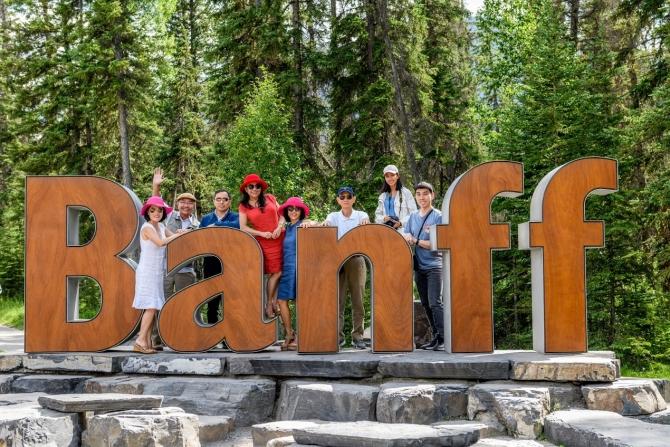 Banff – một trong những vườn quốc gia đẹp nhất thế giới ở Canada