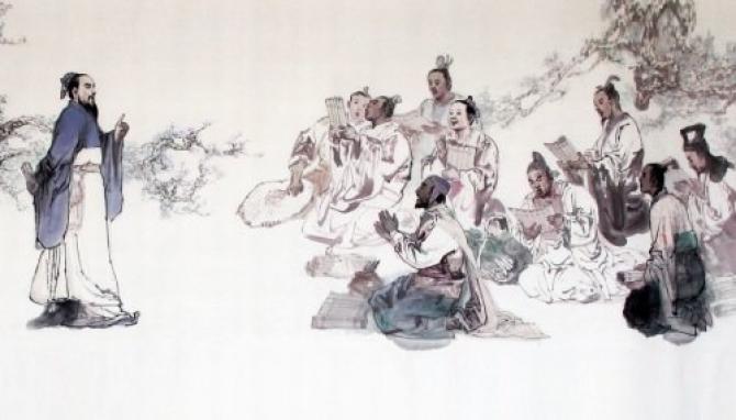 Người trí thức xưa có phong thái và đức hạnh như thế nào?