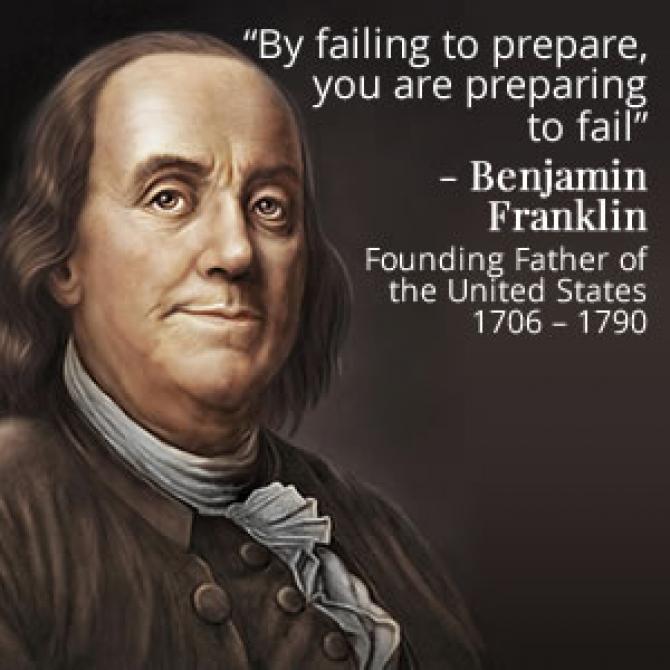 Bài học từ 5 câu nói nổi tiếng của cựu TT Mỹ Franklin về tiền