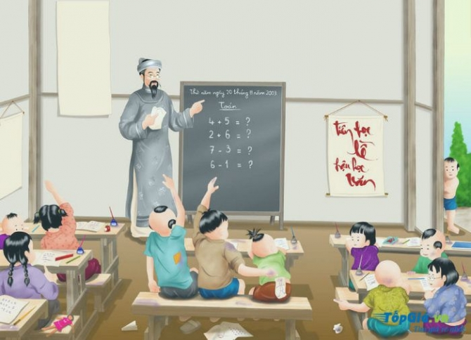 Mùng 3 Tết thầy: 10 nhà giáo tiêu biểu trong nghìn năm lịch sử