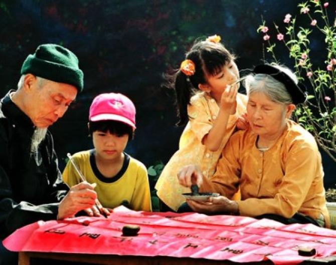 Đôi điều về cách xưng hô của người Việt