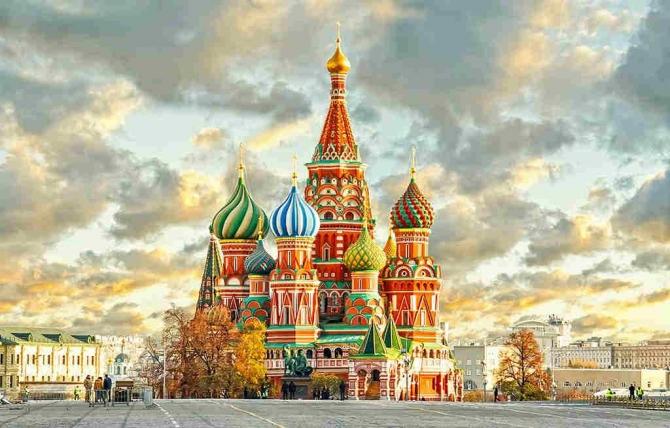 Nhật Ký Hành Trình Du Lịch Russia & Bắc Âu #1
