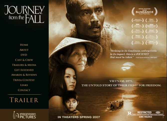 Phim Vượt Sóng (Journey from the Fall)