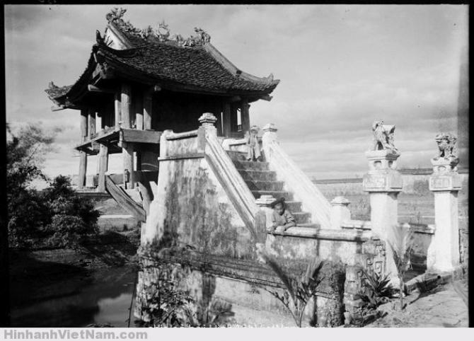 Hình ảnh Hà Nội xưa (1884-1885) những năm đầu thế kỷ 20