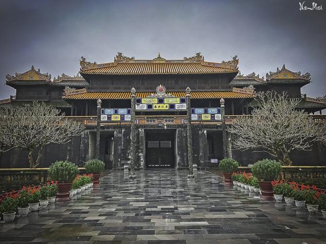 Hành Trình Xuyên Việt Trip # 14