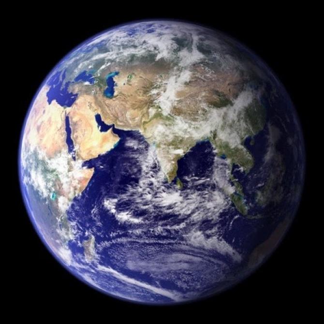 34 bức ảnh về trái đất và sự hùng vỹ của vũ trụ