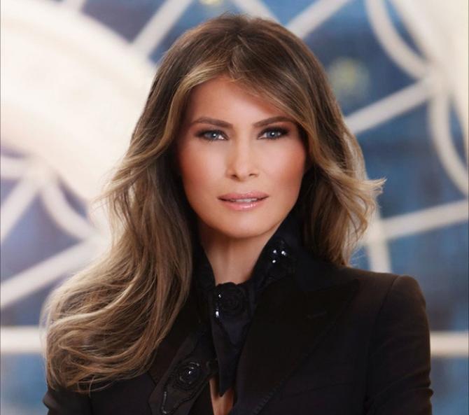 Melania Trump_ Một người vợ biết đặt niềm tin vào chồng