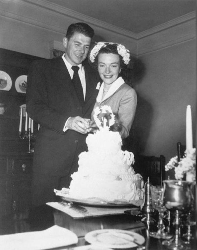 Khoảnh khắc ngọt ngào trong lễ cưới của các Tổng Thống Mỹ