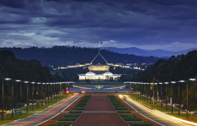 Thành Phố Của Tôi: Thủ Đô Canberra của Úc