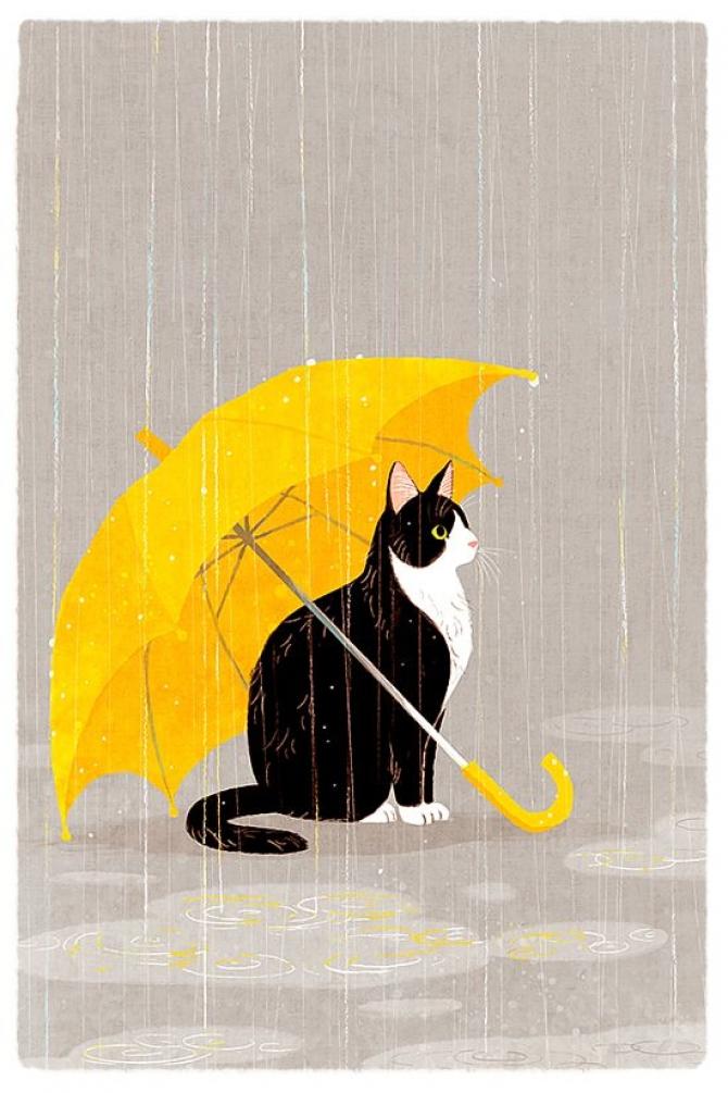 Truyện Ngắn: Con mèo trong mưa Ernest Hemingway