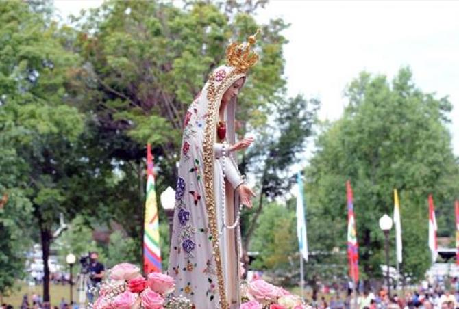 Ngày Thánh Mẫu lần thứ 40 năm 2017