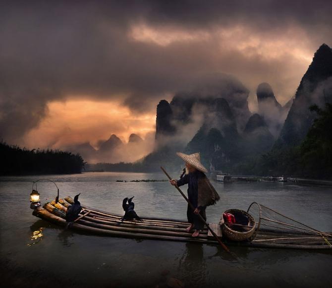 Ngao du sơn thủy Trung Hoa qua 38 cảnh quan ngoạn mục