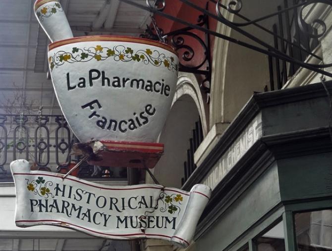 Dược sĩ đầu tiên của nước Mỹ