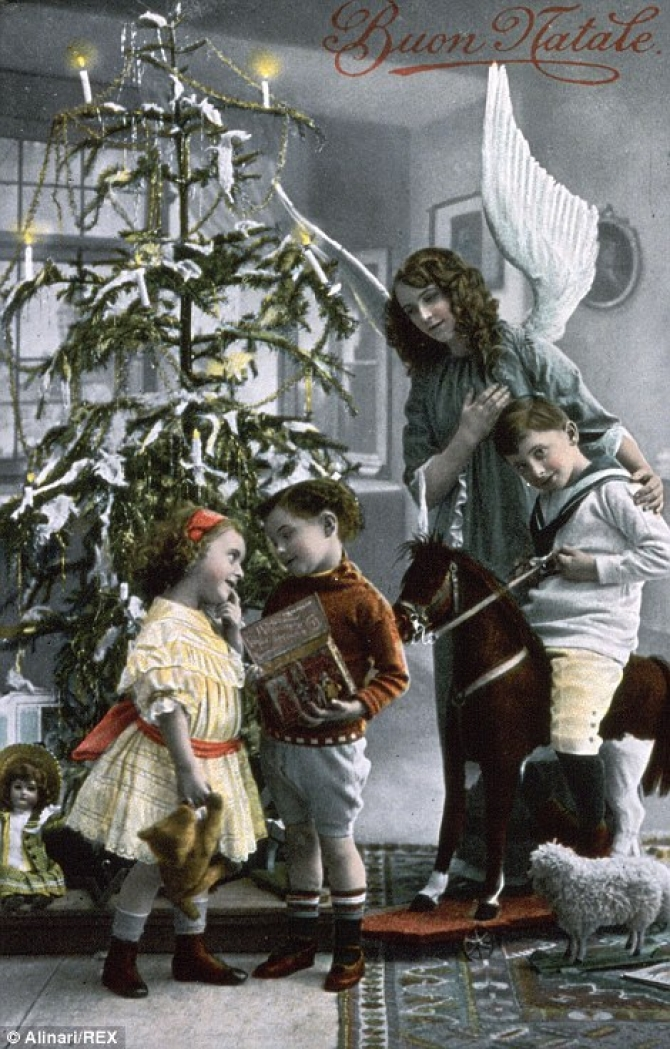 100 năm trước, người dân trên thế giới đón Giáng sinh như thế nào?