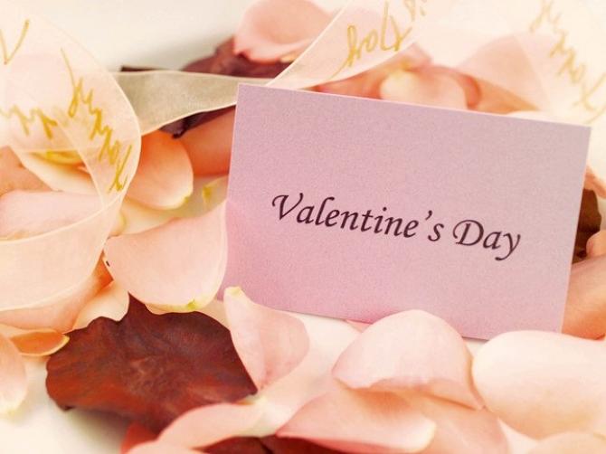 Lễ Tình Yêu Valentine' s Day