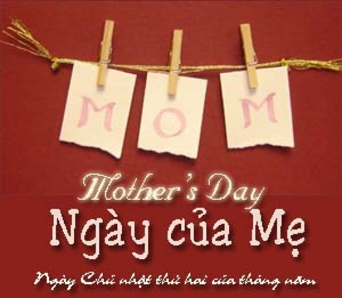 Mẹ vẫn là mẹ của con