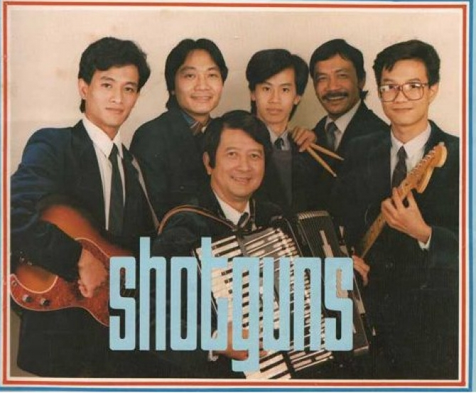 Lịch sử ra đời các băng nhạc Shotguns của nhạc sĩ Ngọc Chánh