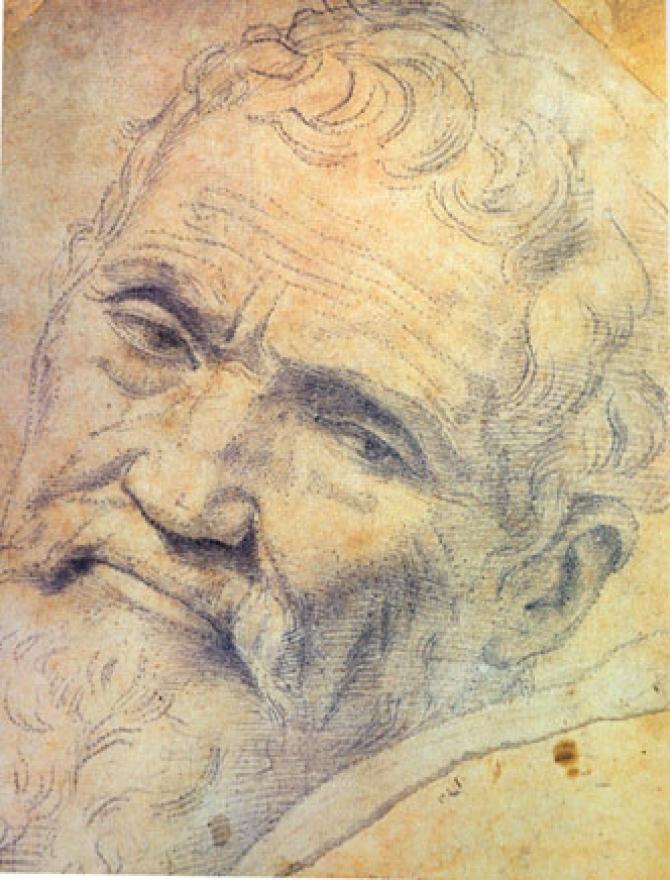 Nhân cách của Michelangelo