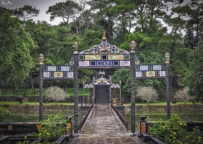 HUẾ - Thăm Hiếu Lăng - Lăng Vua Minh Mạng -Hành Trình Xuyên Việt Trip # 14a