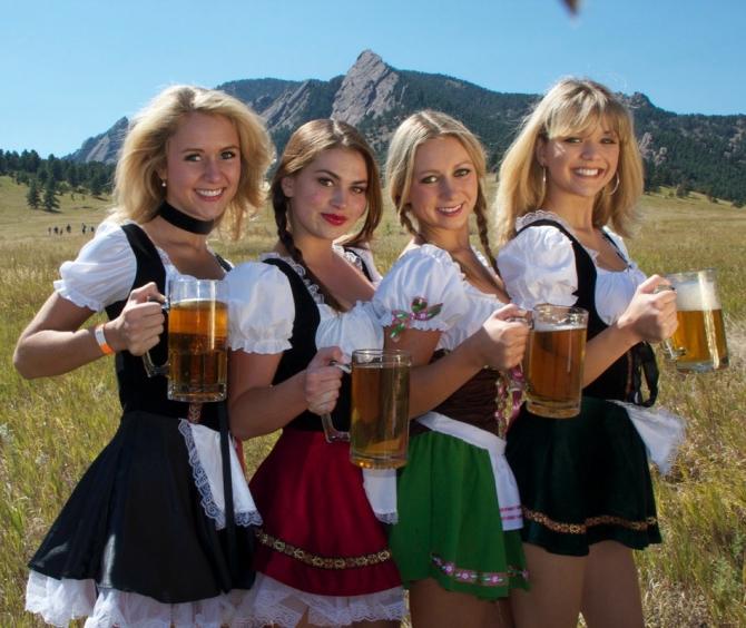 Lễ hội bia Oktoberfest 2018