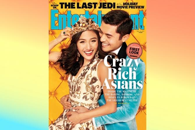Crazy Rich Asians - Gia Đình Thượng Lưu