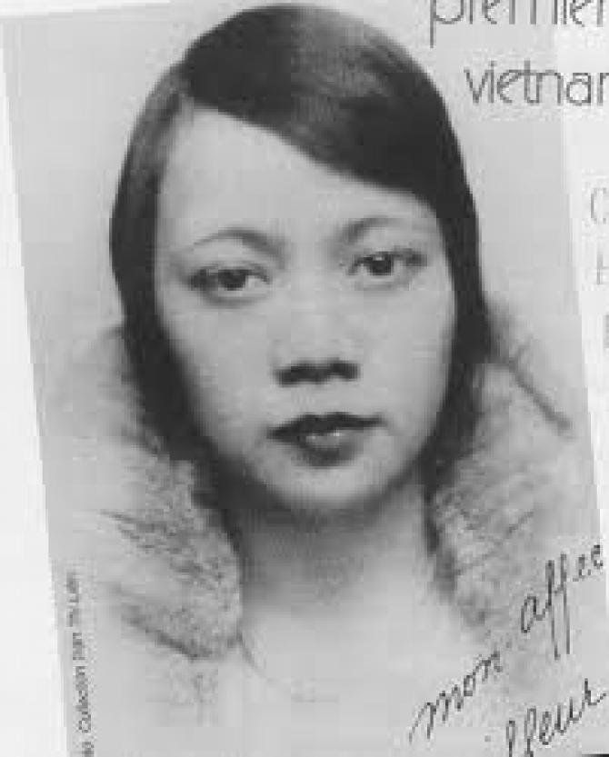 Nữ bác sĩ đầu tiên của Việt Nam - Henriette Bùi Quang Chiêu