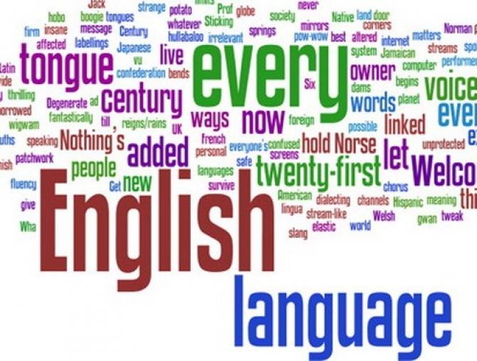 Lịch sử tiếng Anh … trong năm từ