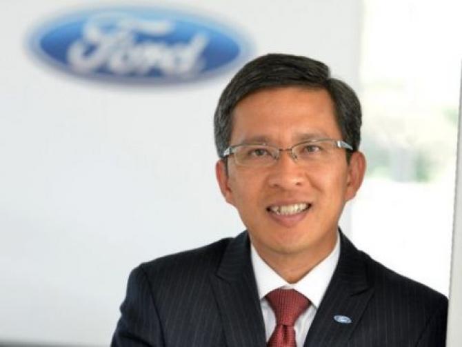 Người kỹ sư gốc Việt giữ chức giám đốc sản phẩm Ford toàn cầu