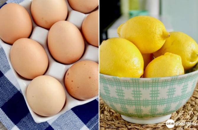 Tác Dụng Tuyệt Vời Của Trứng Gà Và Trái Chanh