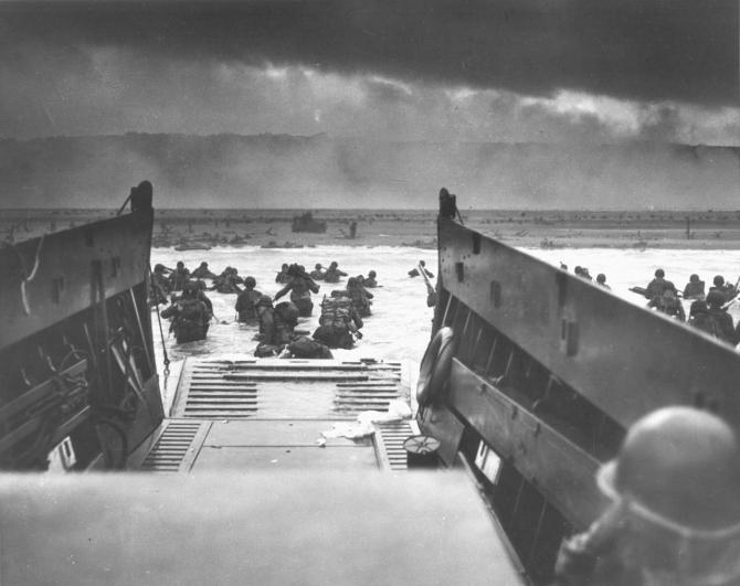 Hoa Kỳ và Châu Âu kỷ niệm 75 năm (6-6-1944) cuộc đổ bộ sang Normandy