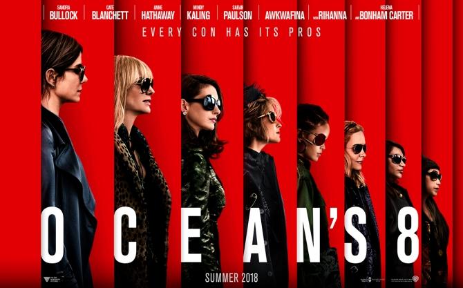 Phim Ocean's 8