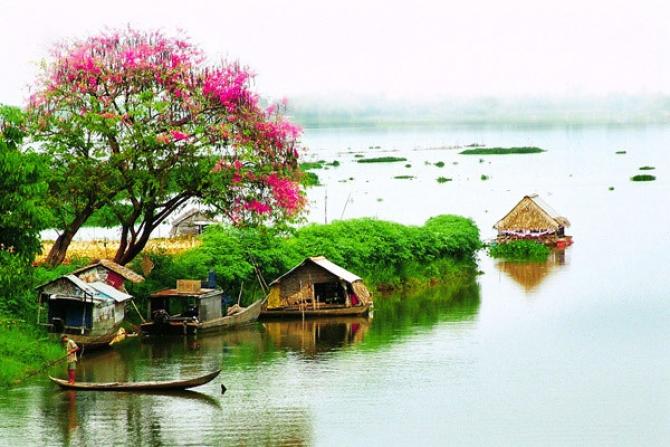 Tình yêu trong dân ca Việt Nam