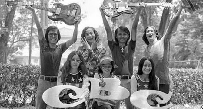 Nhớ Về Phong Trào Nhạc Trẻ Việt Nam Trước Năm 75