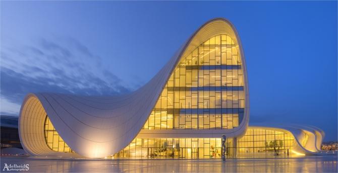Những kiến trúc nổi bật trên thế giới