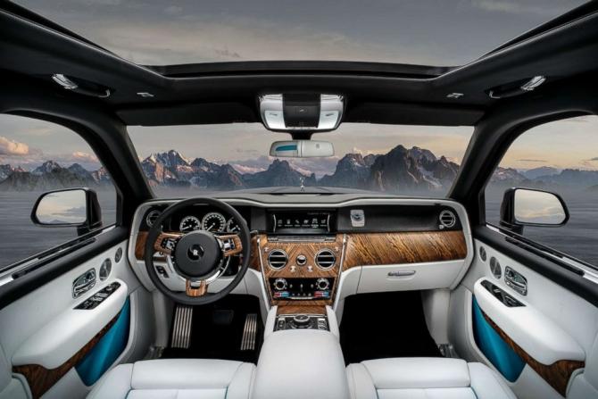10 xe SUV đắt nhất thế giới