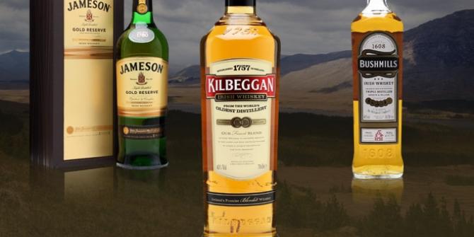 Rượu Whisky hay whiskey?