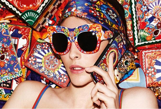 Carretto Sunglasses – Những cặp kính mát vẽ tay