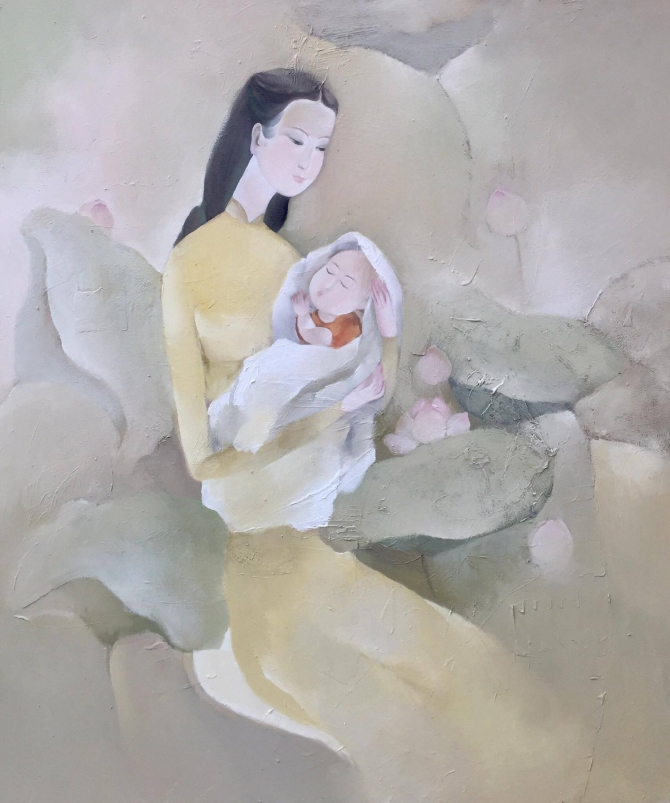 Mẹ và Quê Hương