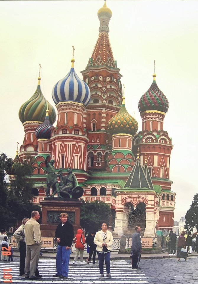 Nhật Ký Hành Trình Du Lịch Russia & Bắc Âu