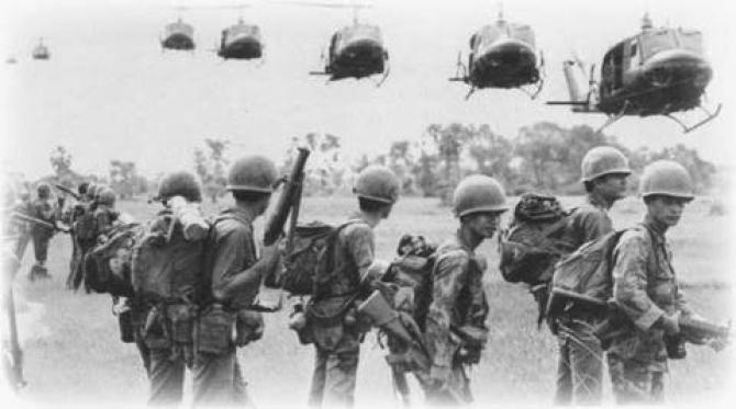 Bố Tôi, Người Lính Việt Nam Cộng Hòa
