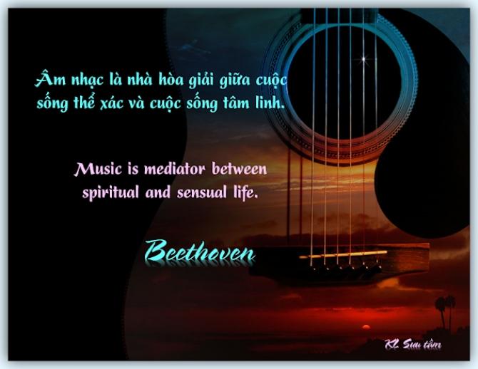 Âm nhạc là ngôn ngữ quốc tế