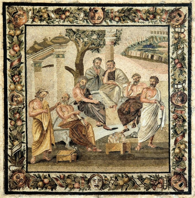 Seven Sages of GREECE-Lời khuyên của bảy nhà thông thái Hy Lạp