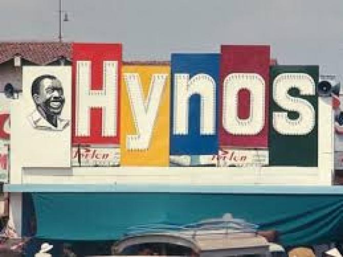 Kem đánh răng Hynos thương hiệu một thời