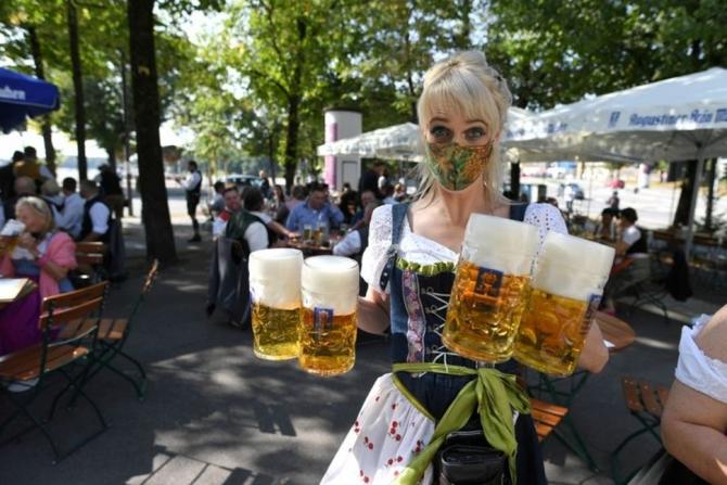 Lễ hội Tháng Mười - Lễ hội bia lớn nhất thế giới